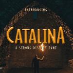 Catalina Display Font