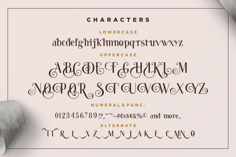 Crows Sans Serif Font-3