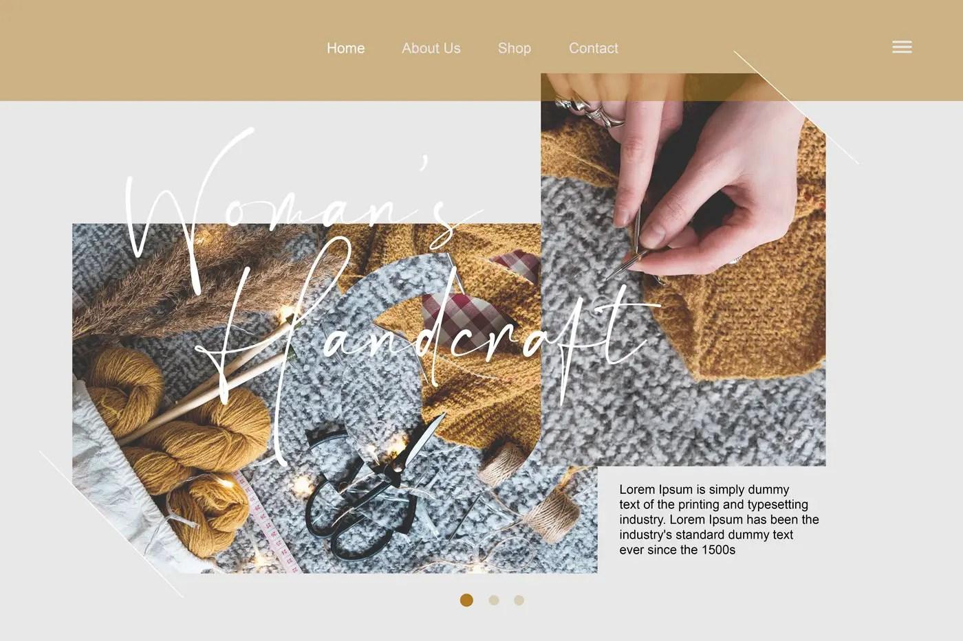 Estrada Luxury Signature Font-2