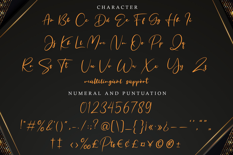 Fritlany Signature Handwritten Font-3