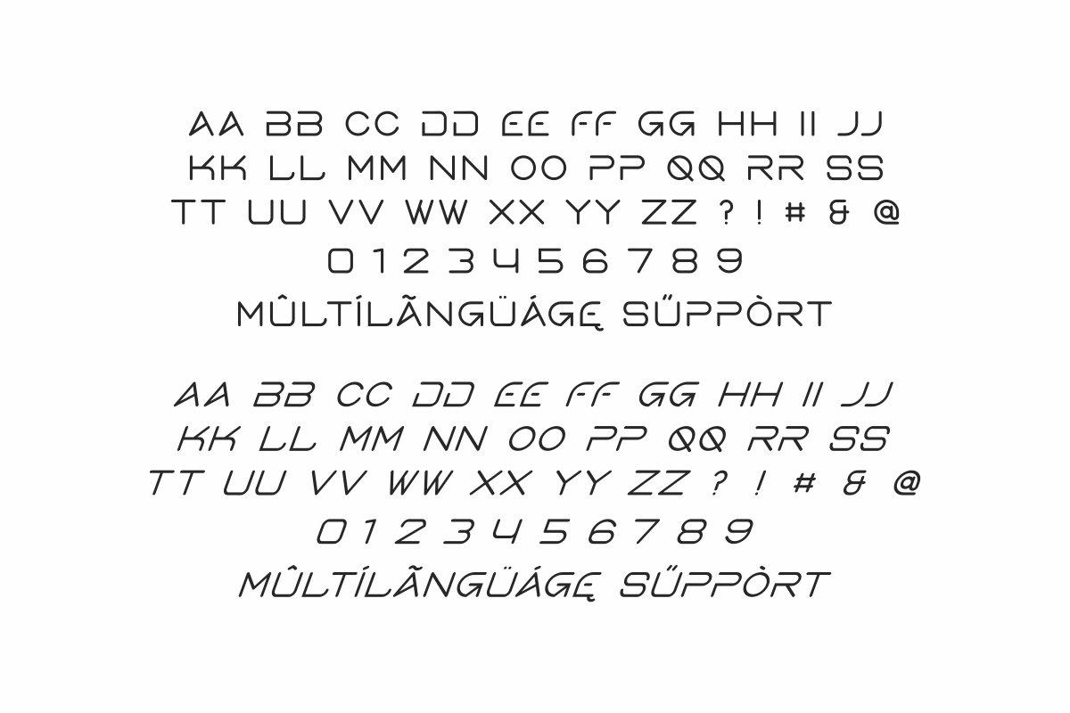 Gerth Sans Serif Typeface-4