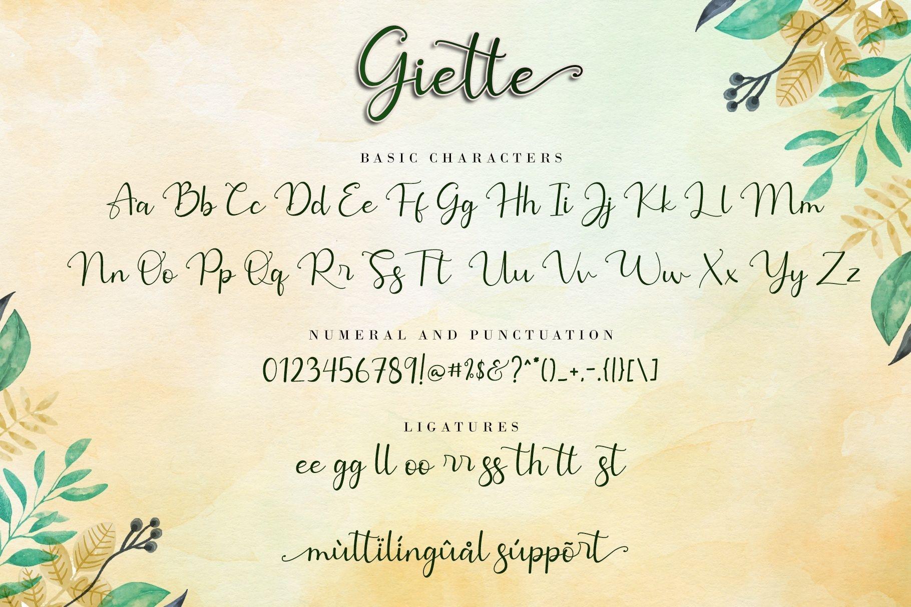 Giette Calligraphy Script Font-3 (1)