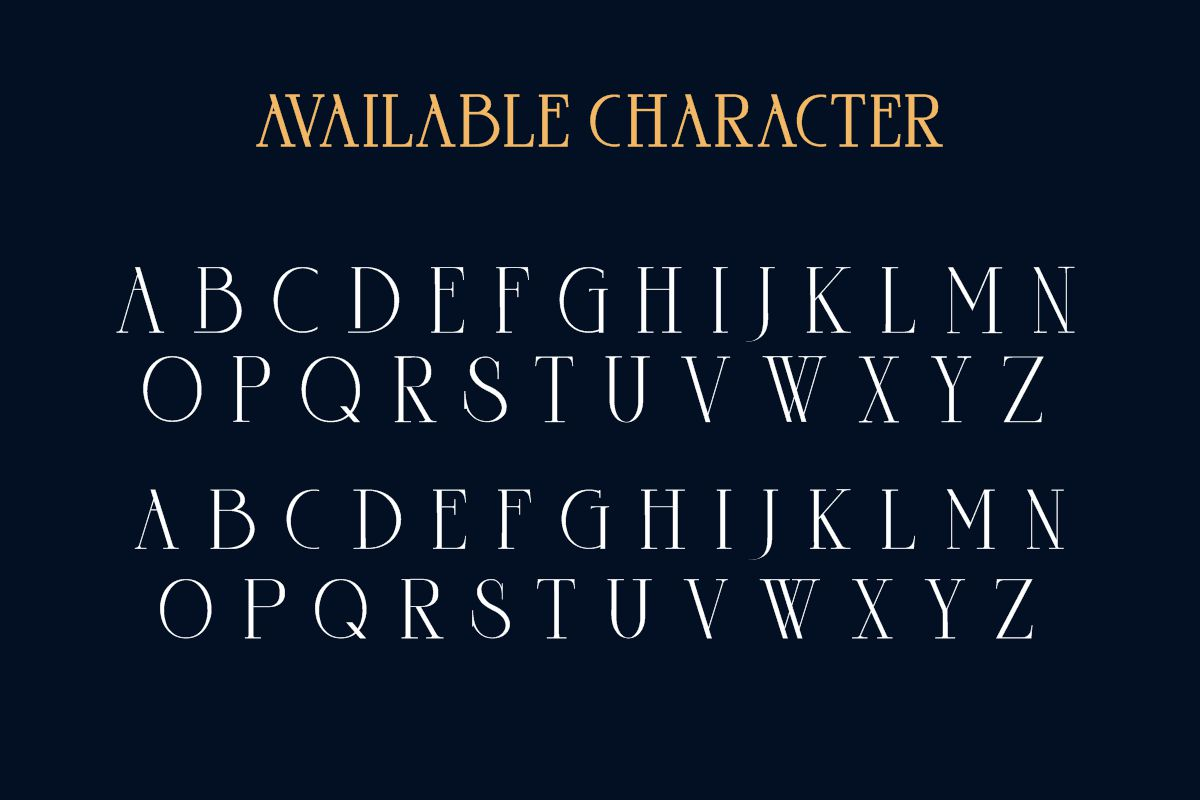 Goord Modern Serif Font-3