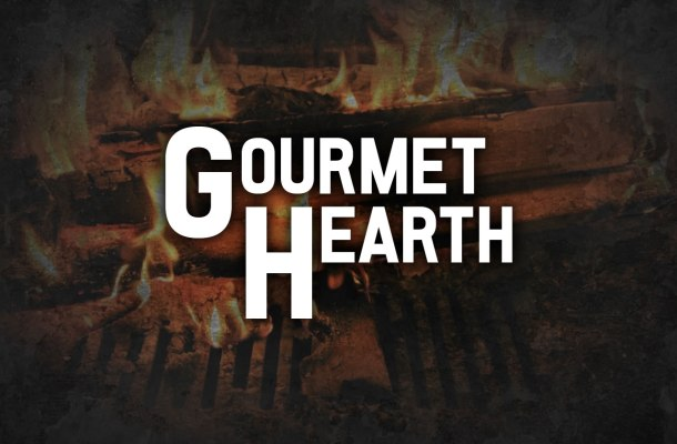 Gourmet Hearth Sans Serif Font
