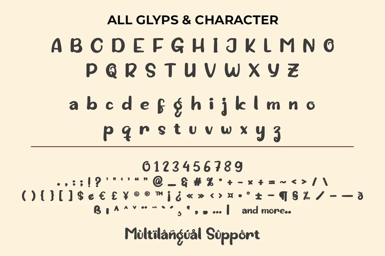 Grefy Display Font-3