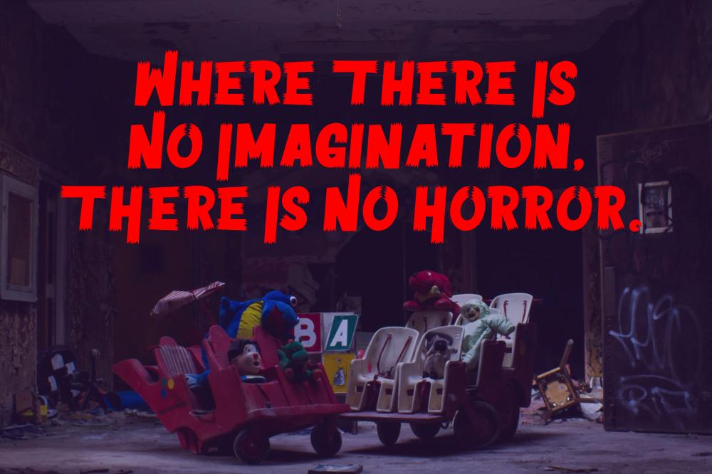Horror Vision Display Font-2