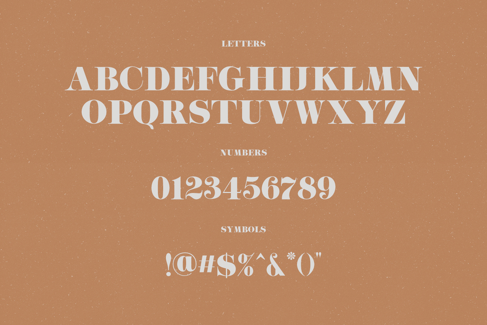 Michaela Modern Serif Font-3