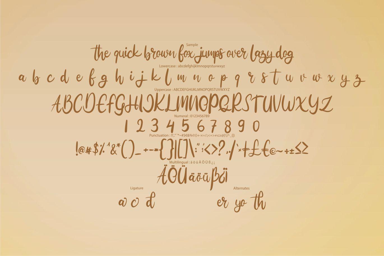 Mudega Beauty Nature Script Font-3