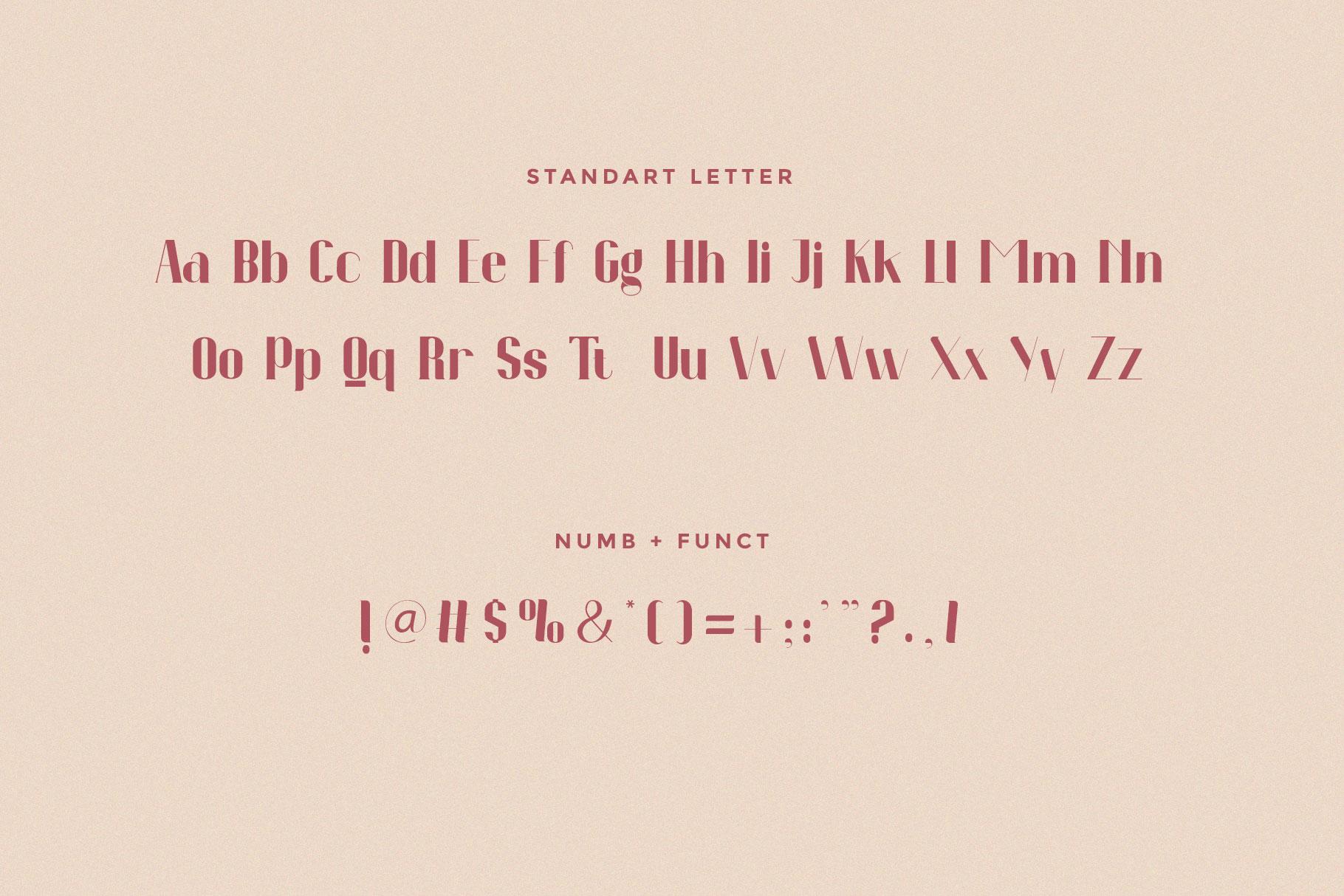 Novintha Serif Font-3