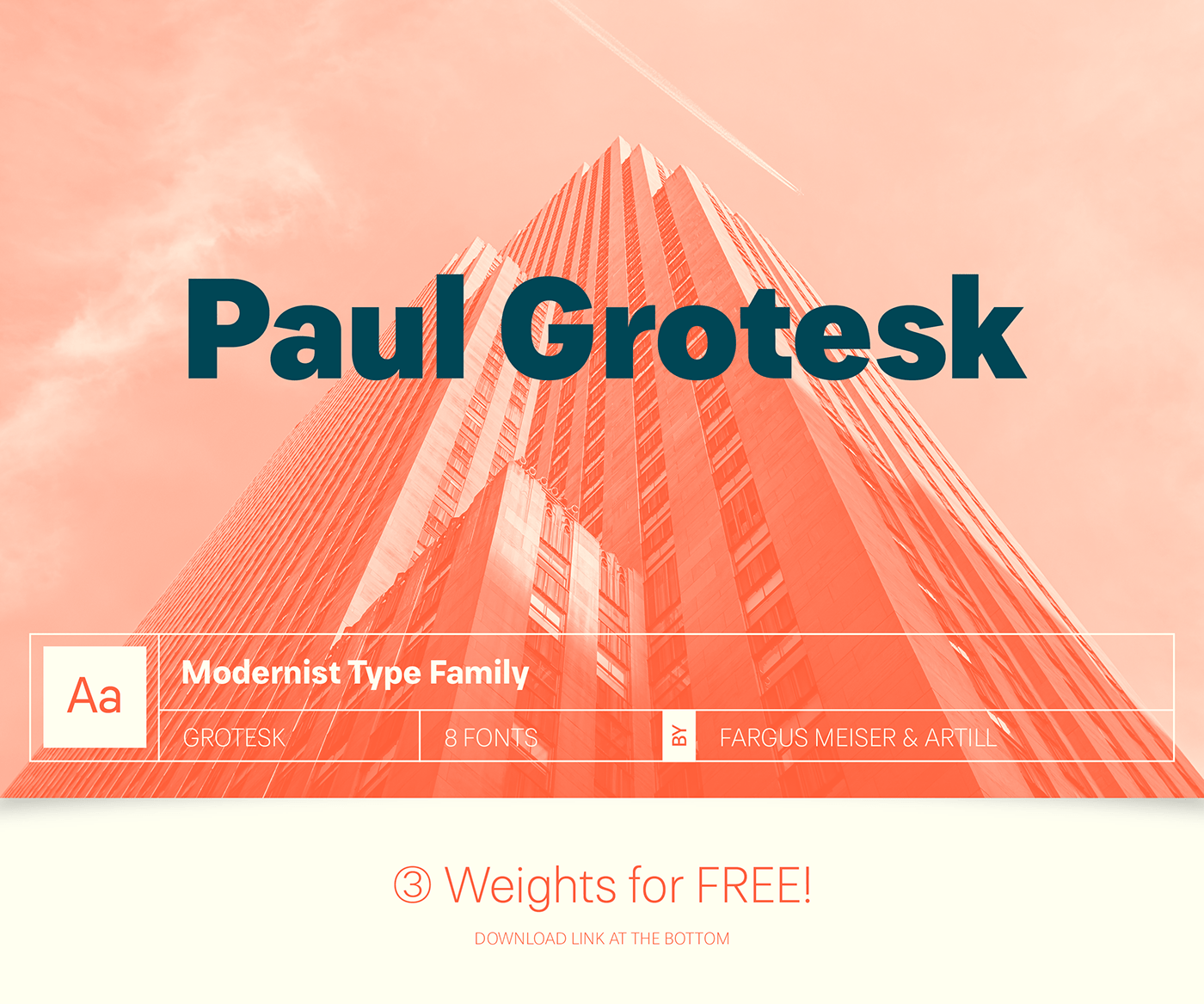 Paul Grotesk Sans Serif Typeface-1