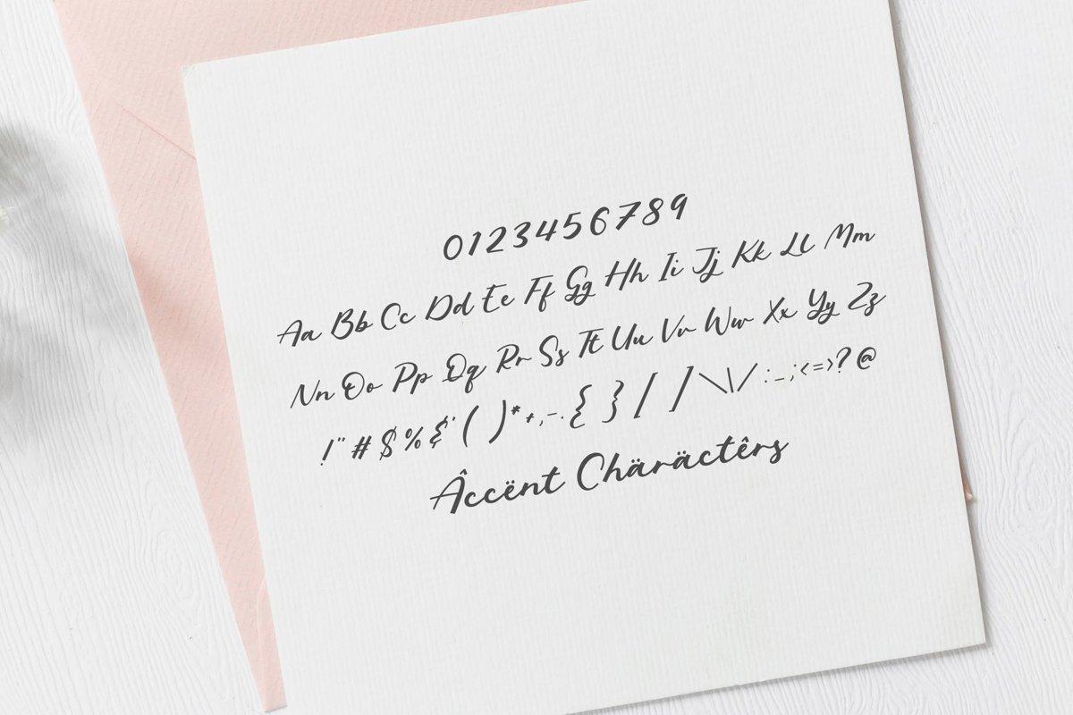 Phantom Rider Handwritten Script Font-3
