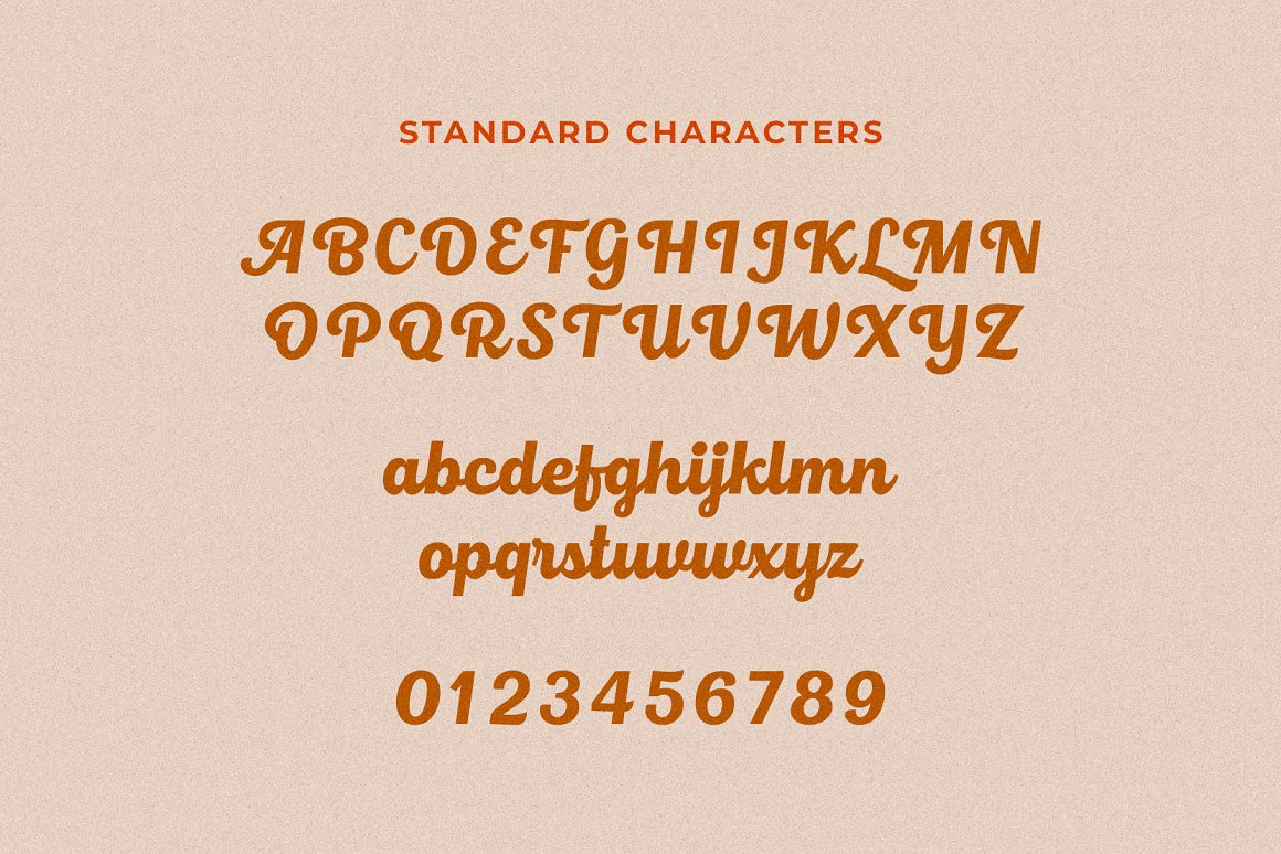 Roshelyn Bold Script Font-3