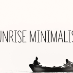 Sunrise Minimalist Serif Font