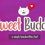 Sweet Buddy Script Font