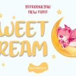 Sweet Dream Serif Font