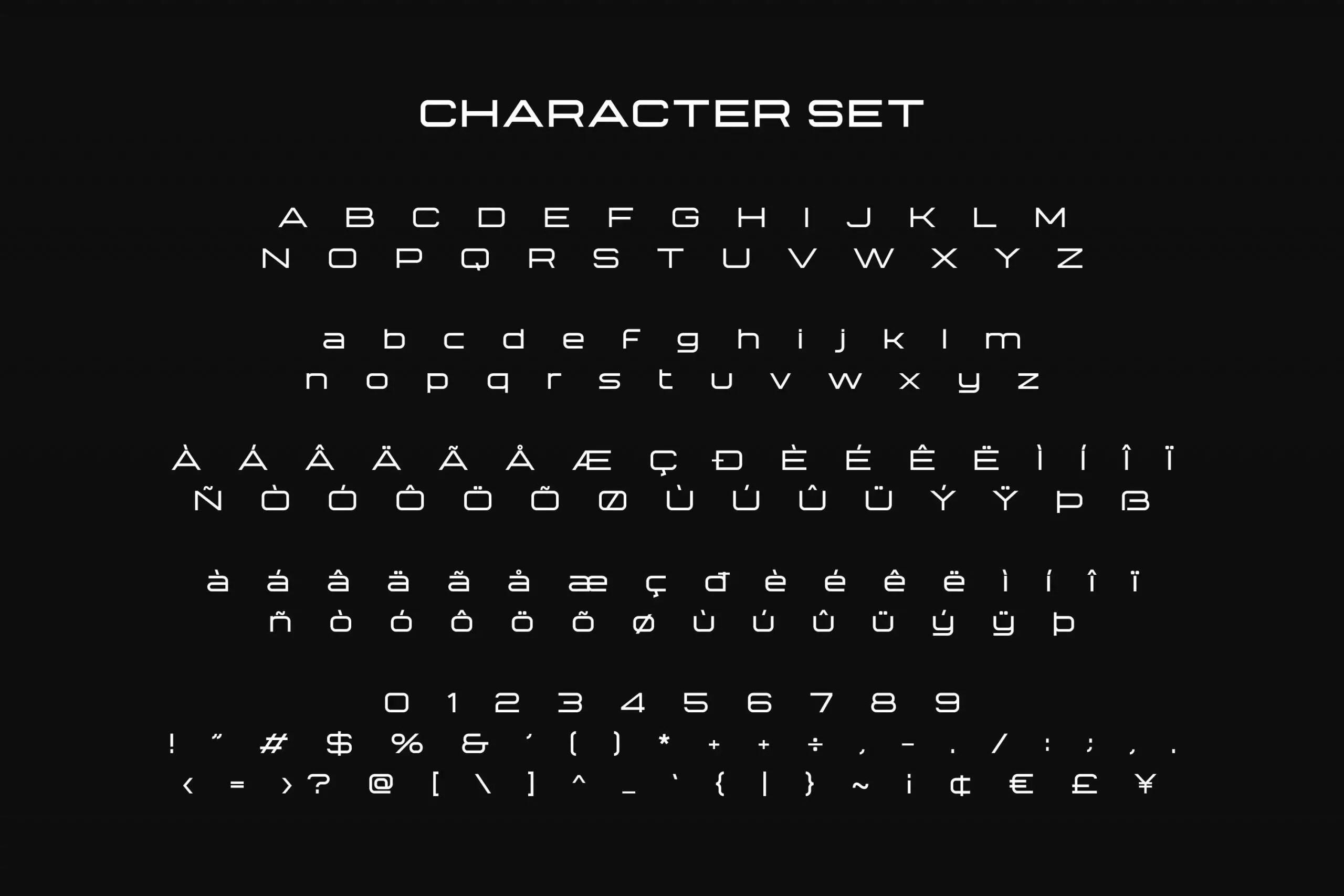 Technovier Sans Serif Font-3