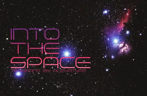Terbaang Space Sans Serif Font