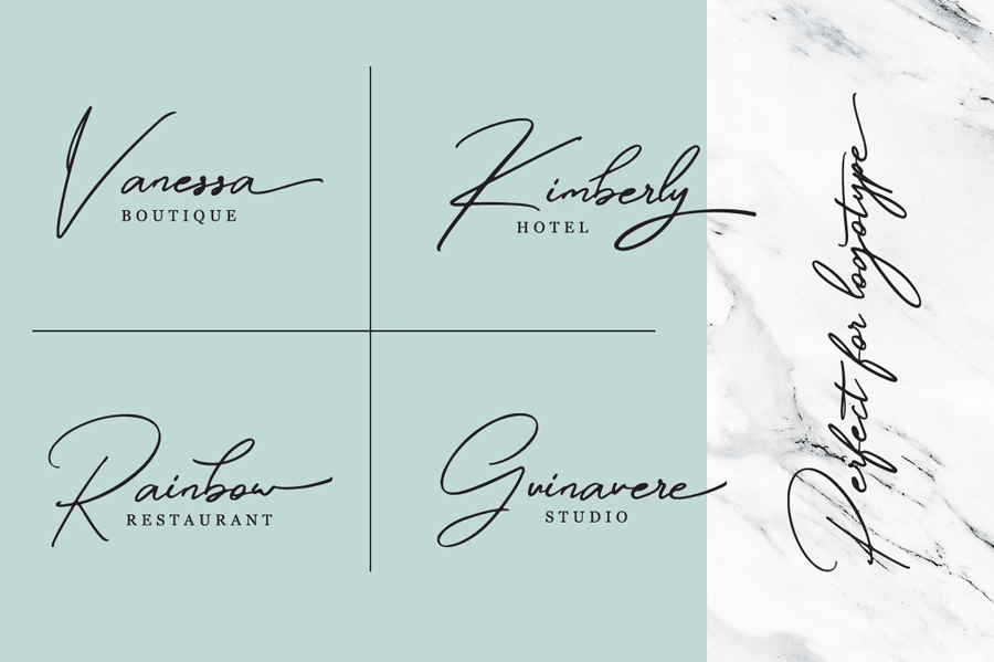 Winterfellia Handwritten Script Font-2