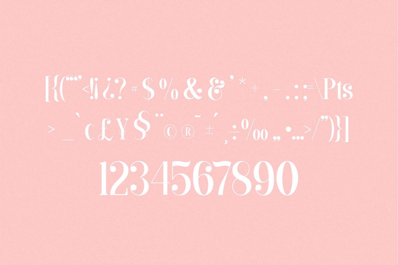 Balinesse Serif Font-5