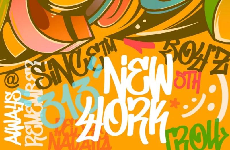 Don Graffiti Script Font-2