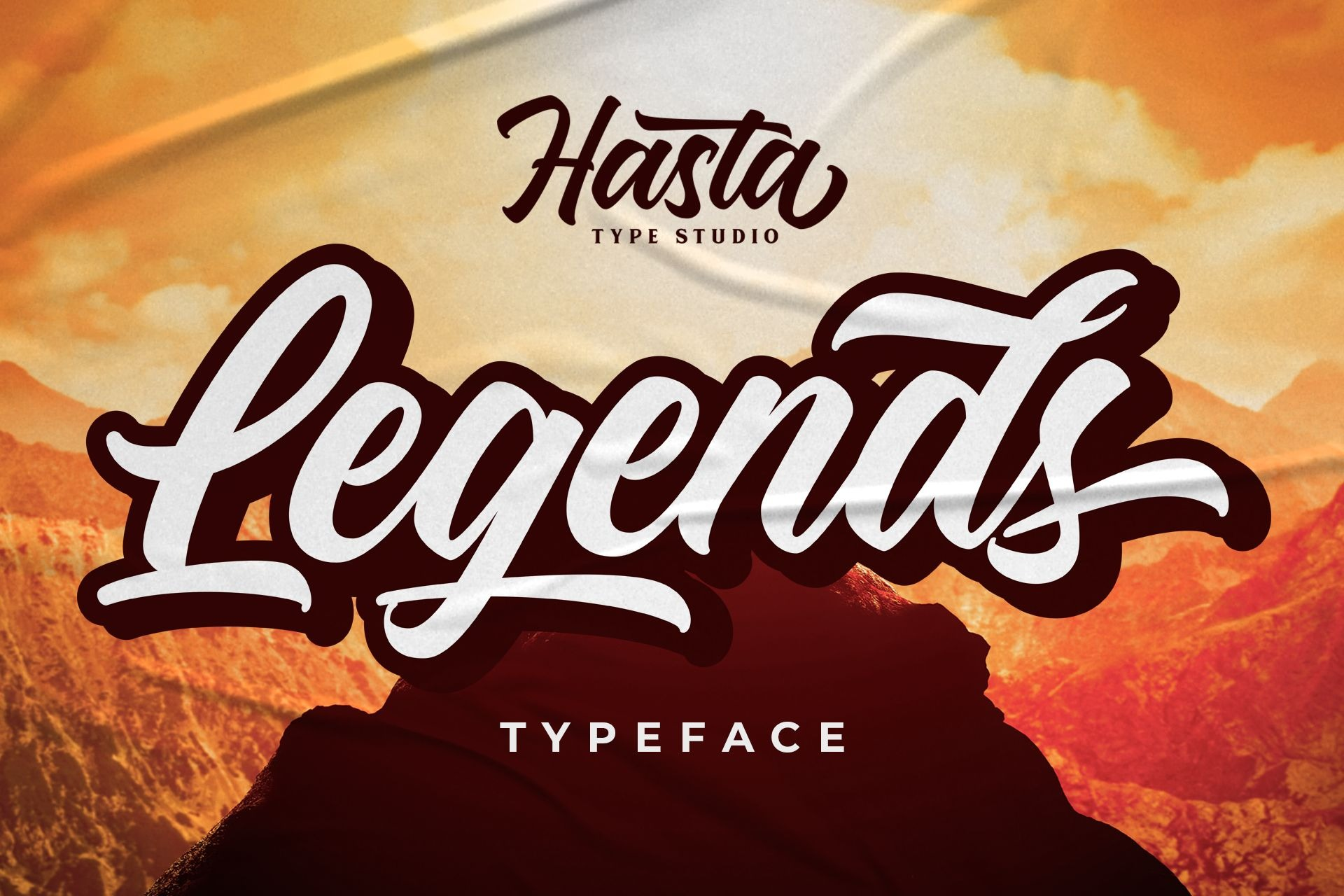 Legends Brush Script Typeface-1