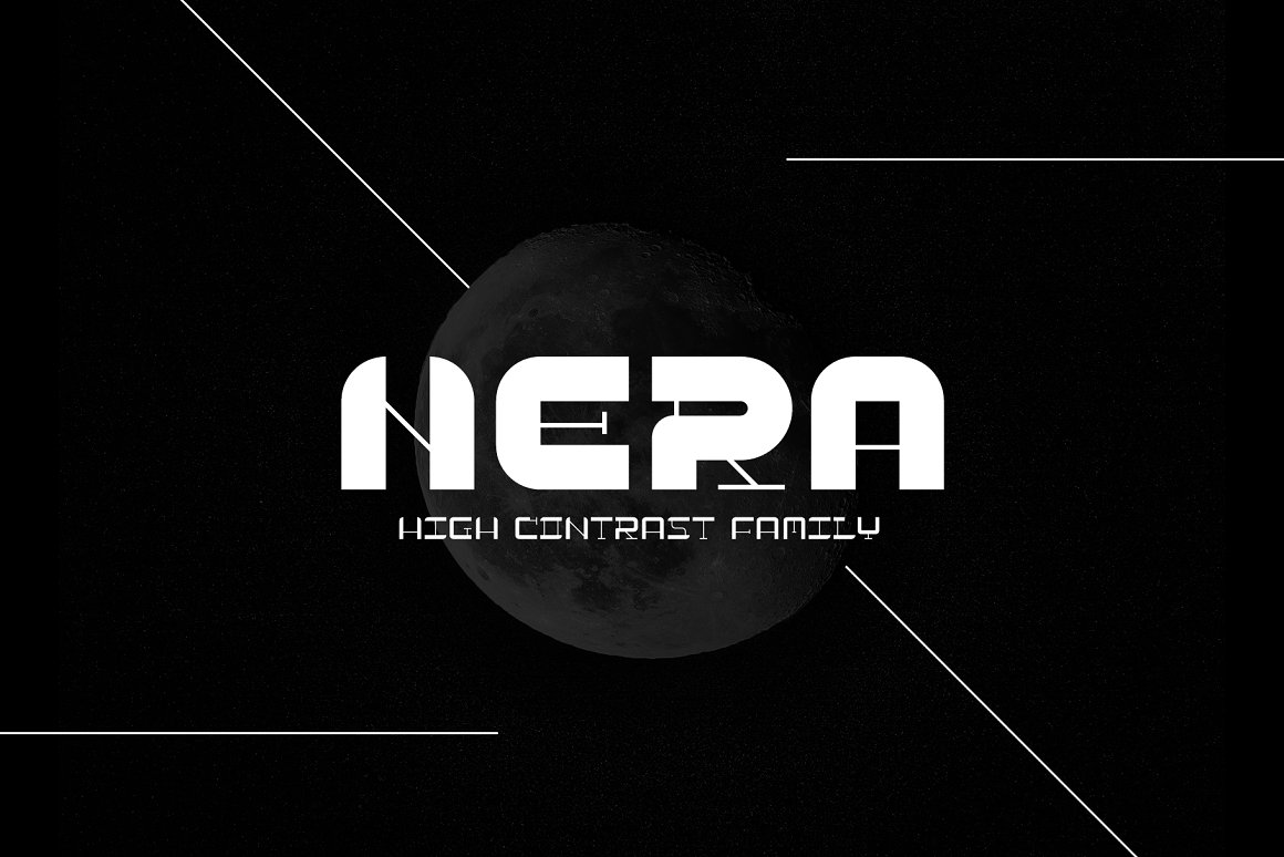 NERA Display Font-1