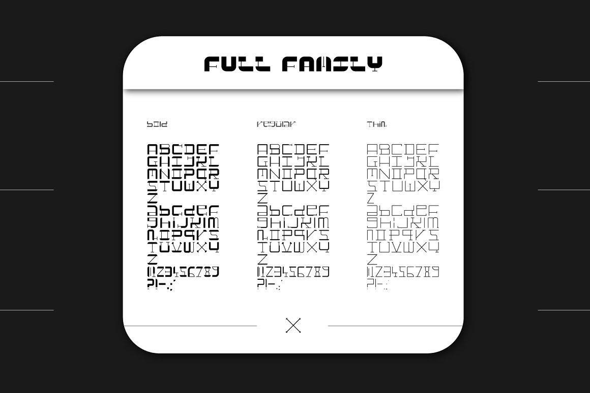 NERA Display Font-3