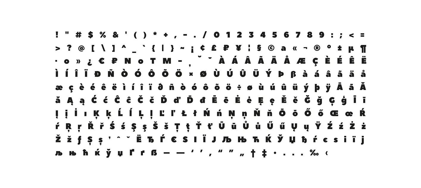 Peace Sans Serif Font-3