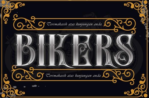 SkinerScort Blackletter Font