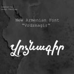 Vrdznagir Serif Font