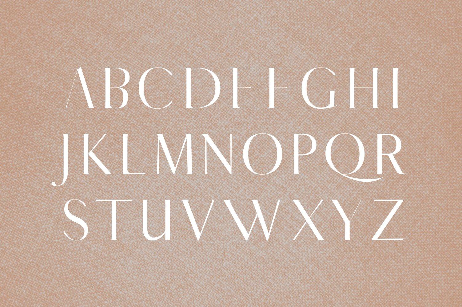 Yessica Sans Serif Font Family-3