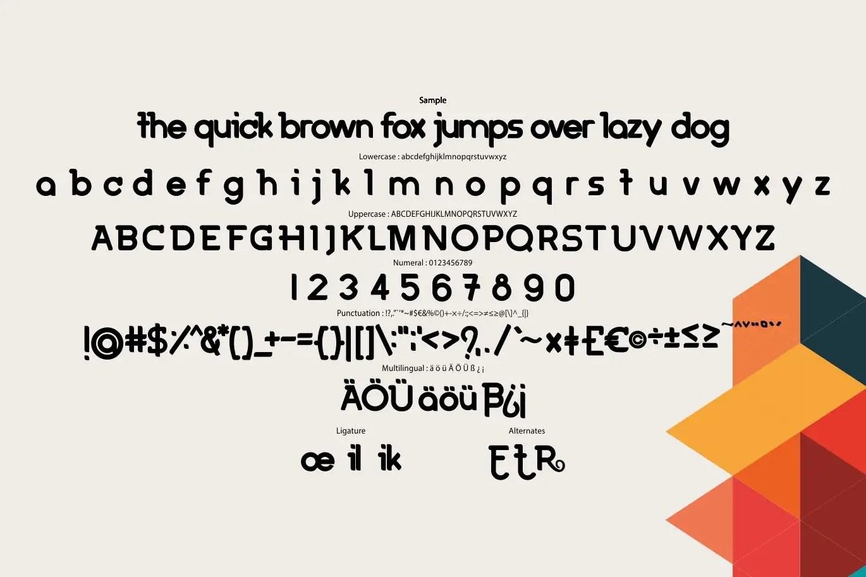 Bigote Modern Display Font-3