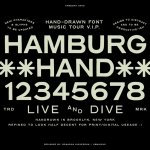 Hamburg Hand Display Font Family