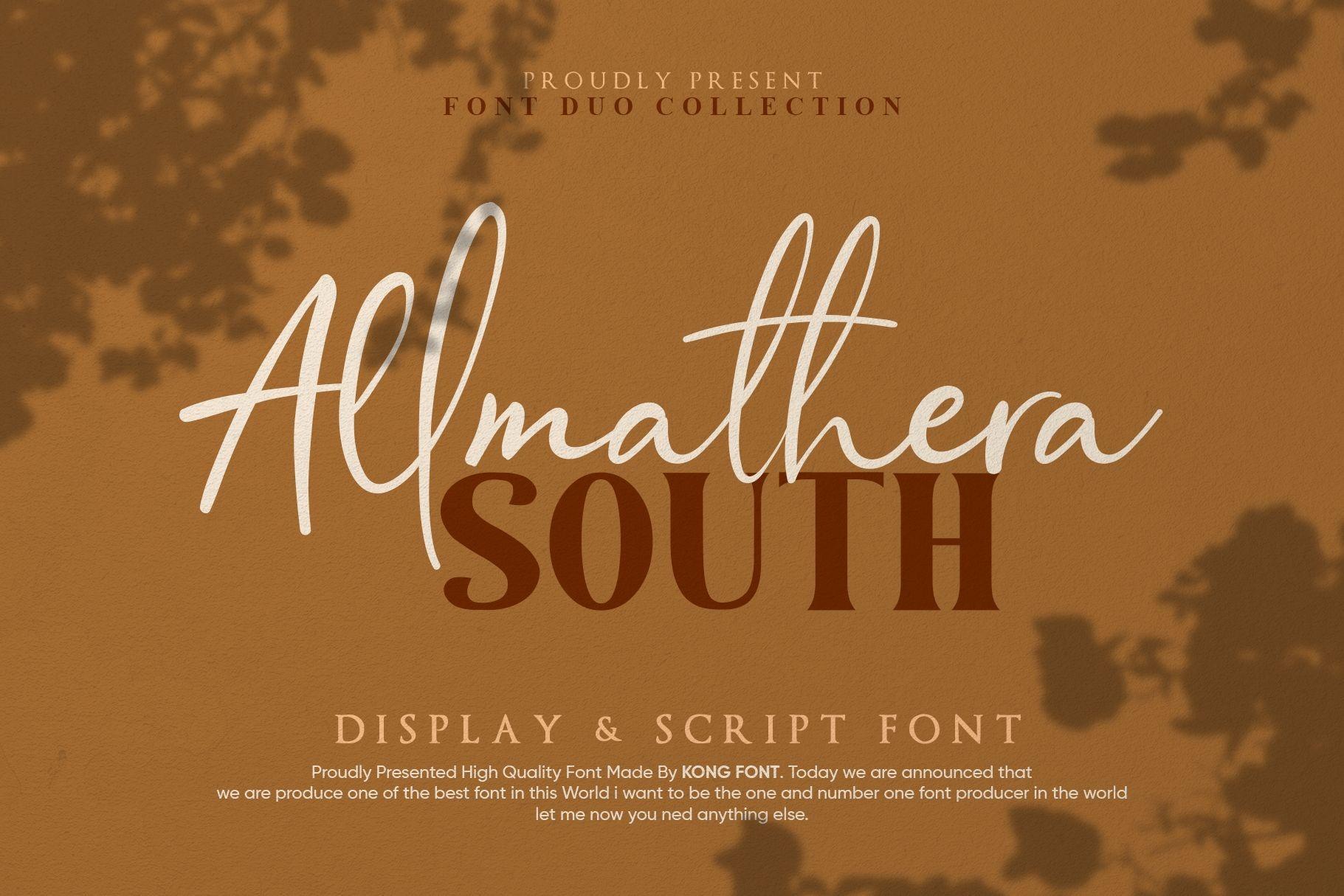 Allmathera South Font Duo-1