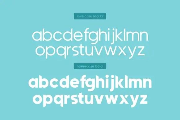Andromeda Sans Serif Typeface-2