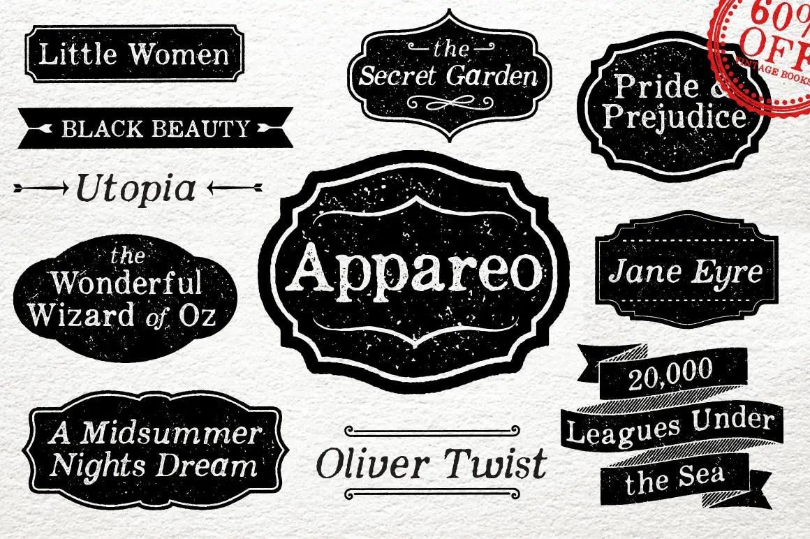 Appareo Extras Decorative Font-2