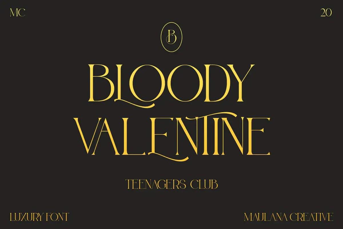 Bolin Gerii Luxury Serif Font-1