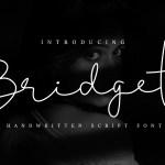 Bridgeth Font