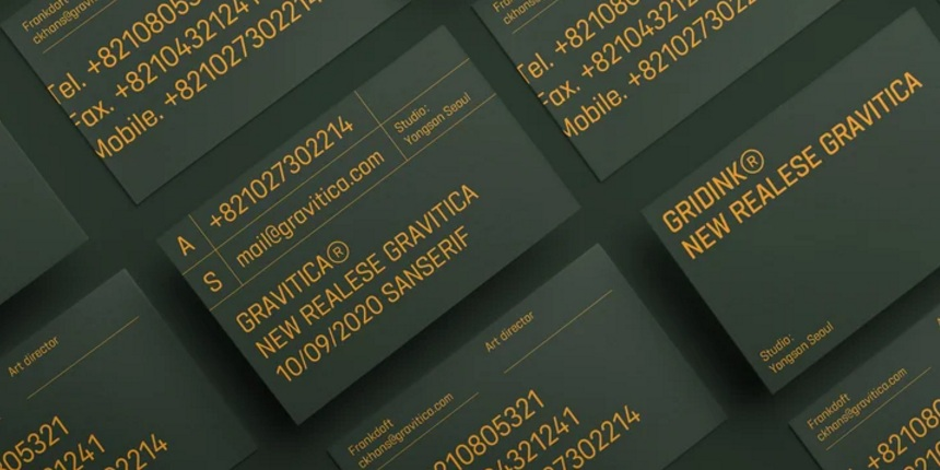 Gridink Sans Serif Font-4