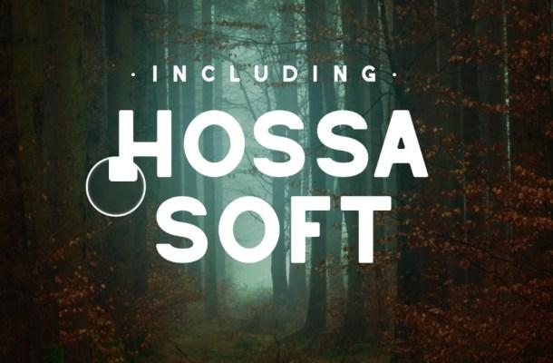 Hossa Font Free