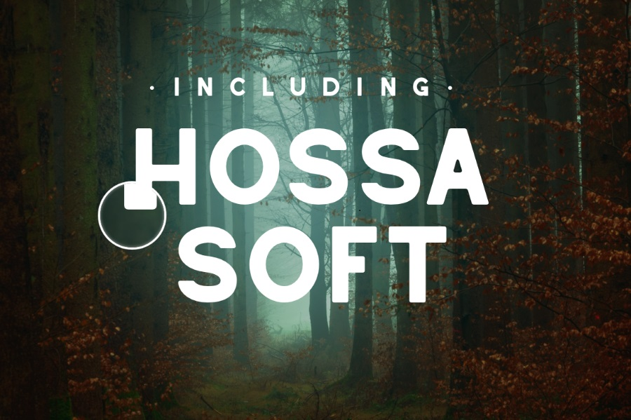 Hossa Sans Serif Font-1
