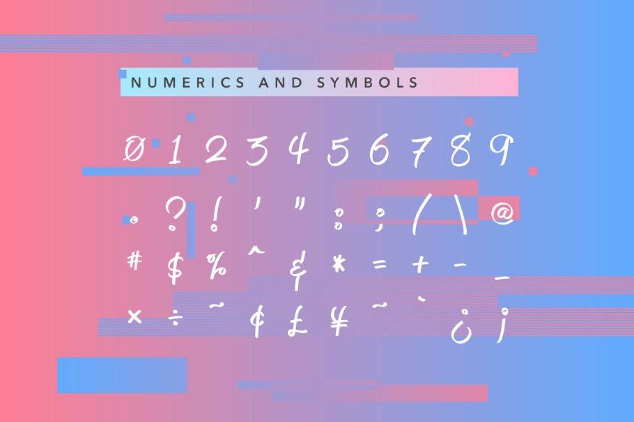 Jeboy Script Typeface-3