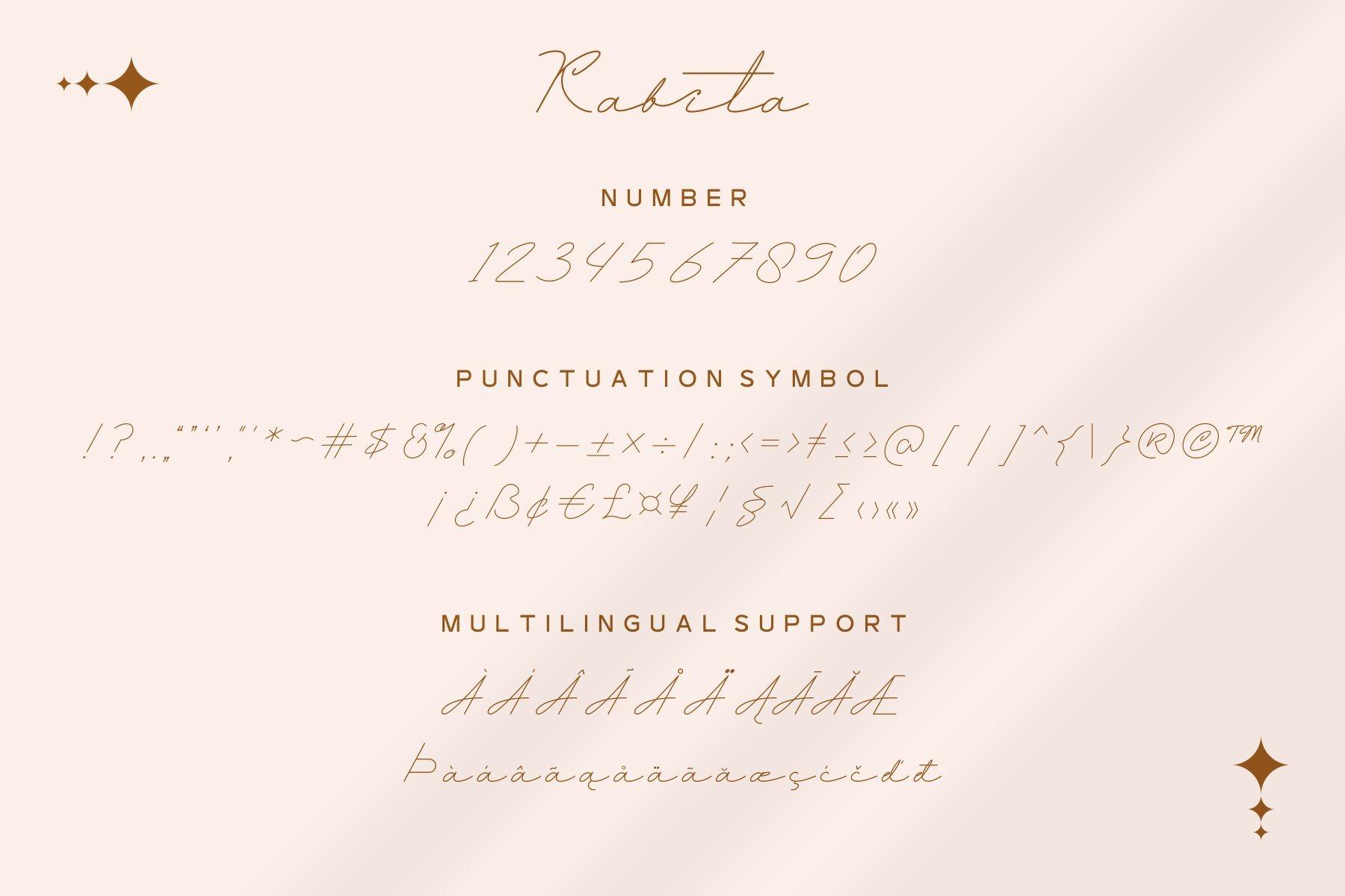 Kabita Script Handwritten Font-4