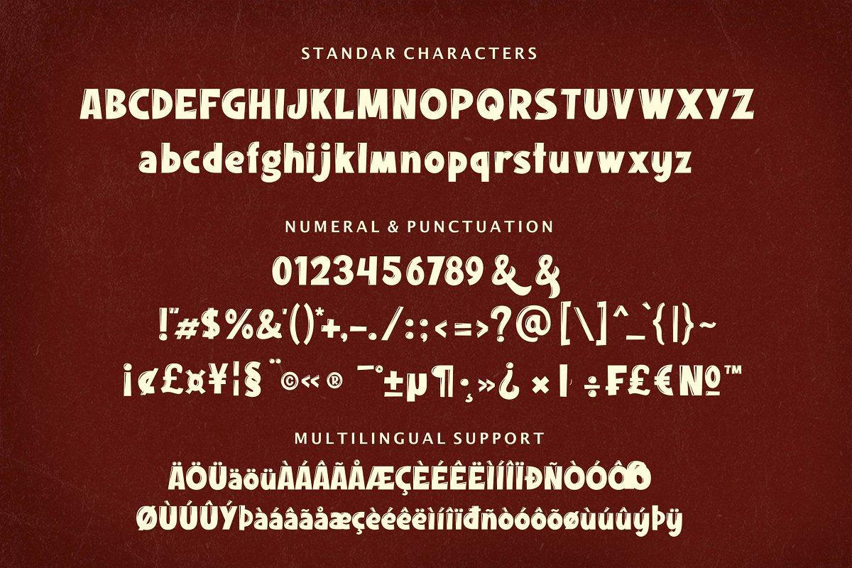 Kiss Melody Display Sans Font-3