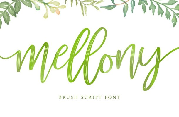 Mellony Font