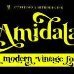 Amidala Font