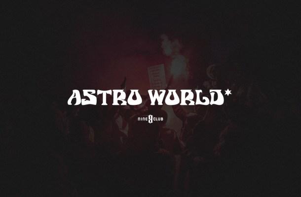 Astro World Font