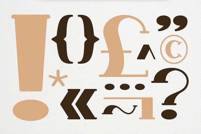 Boldatin Slab Serif Font-3
