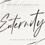 Enternity Font