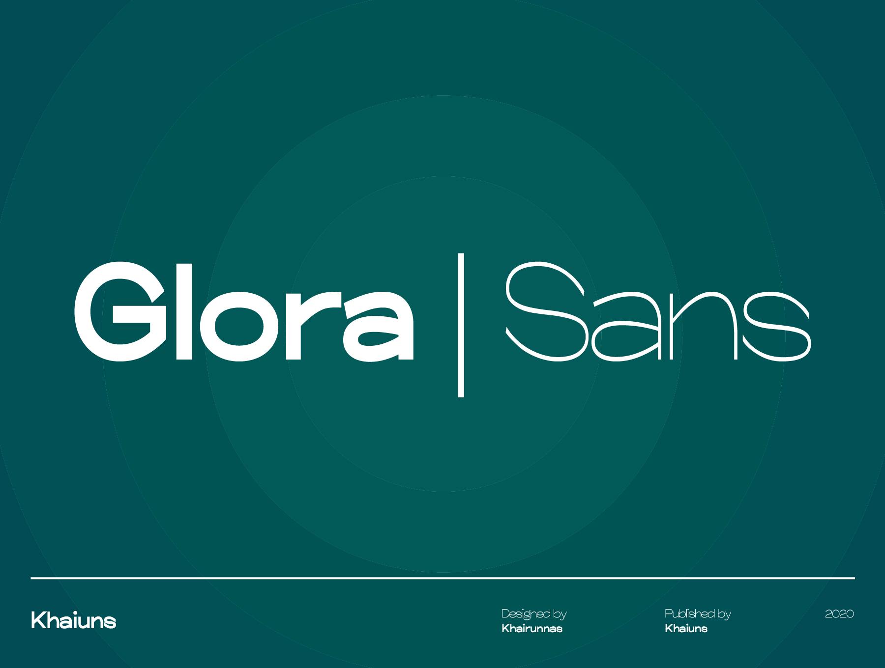 Glora Modern Sans Serif Font Free-1